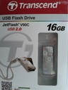 USB 2.0 Transcend JetFlash V90C 16Gb