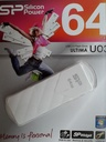 USB 2.0 SiliconPower Ultima U03 64Gb White