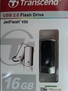 USB 2.0 Transcend JetFlash V95C 16Gb