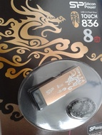USB 2.0 SiliconPower Touch 836 8Gb Bronze